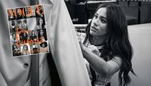 Meghan Markle Vogue