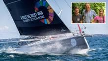Klimaaktivistin Greta Thunberg wird Mitte August von Europa nach Nordamerika segeln