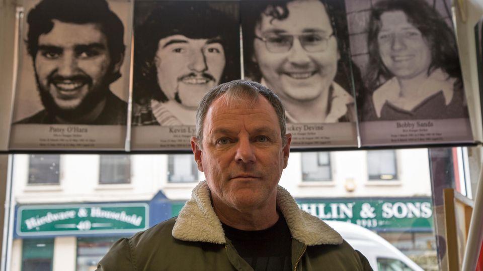 Christy Kyle - Veteran der IRA