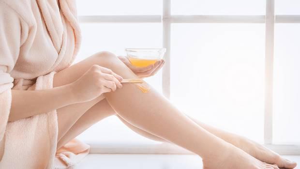 Honig hilft bei Rasurbrand