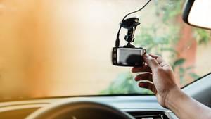 Moderne Kameras löschen die Aufnahmen automatisch - nur ein spezielles Kommando führt zur dauerhaften Speicherung.