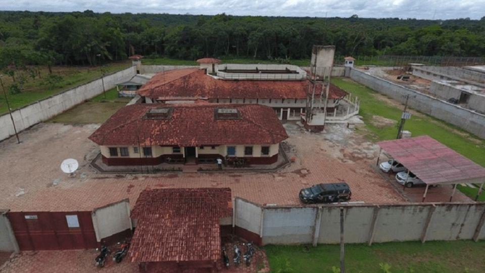 Haftanstalt von Altamira im Bundesstaat Para (Brasilien)