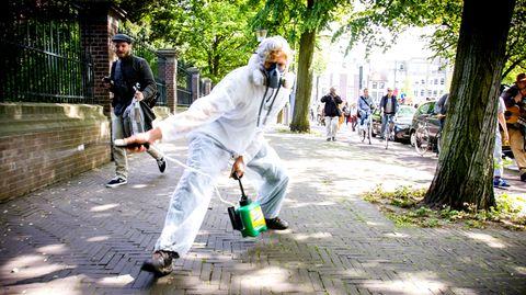 Demo gegen Monsanto 2015