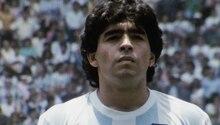 Neue Doku zu Diego Maradona kommt ins Kino