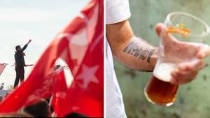 Istanbuls Bürgermeister für20 Tage: Ekrem Imamoğlu ist Erdoğan zu liberal (links)