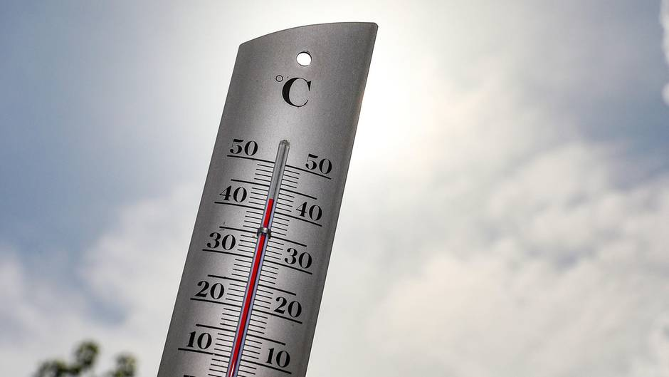 Hitze Juli
