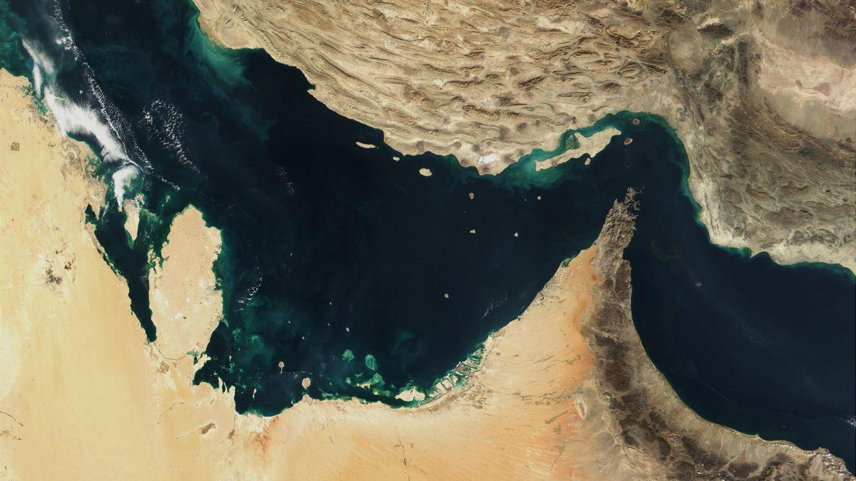 Der Persische Golf, die Straße von Hormus und der Golf von Oman