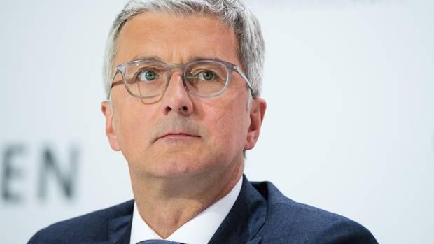 Der frühere Audi-Chef Rupert Stadler