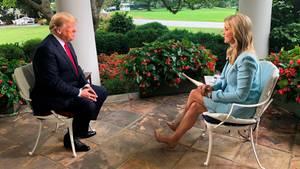 Donald Trump bei Fox News
