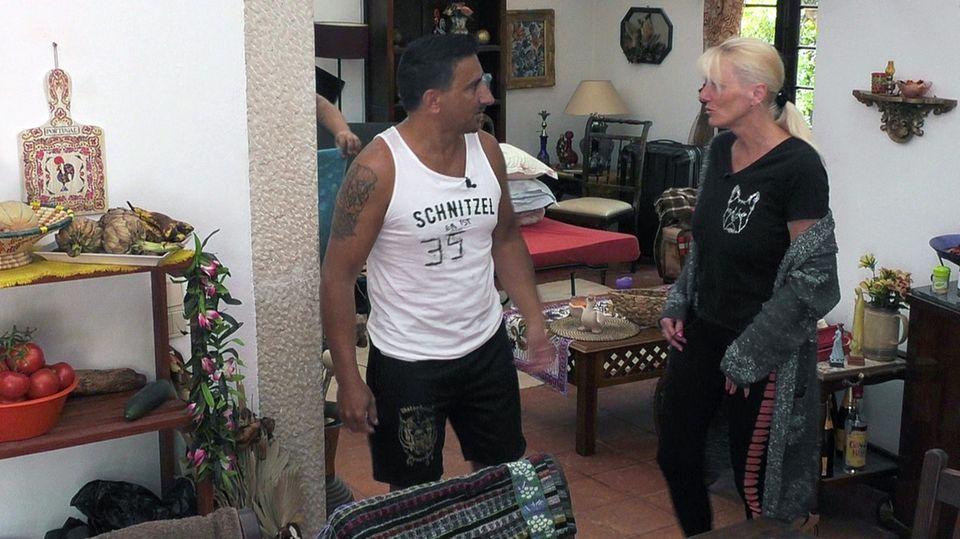 """""""Sommerhaus der Stars"""" Roland und Steffi Bartsch"""