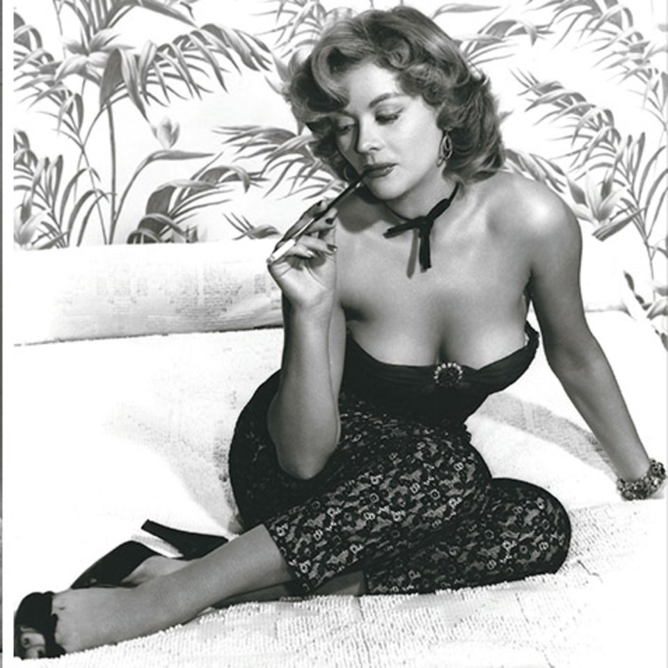 """""""Girls Girls Girls"""": Pin-ups von Hollywood-Stars der 40er und 50er Jahre"""