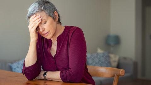 Der Ausbruch aus der Ehe inälteren Jahren führt bei vielen Frauen geradewegs in die Altersarmut.