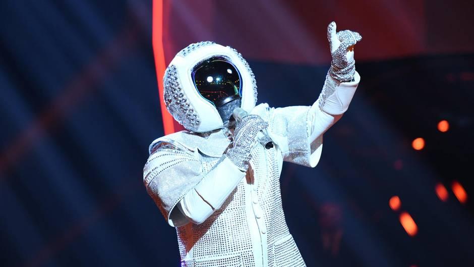 """Der Astronaut bei """"The Masked Singer"""""""