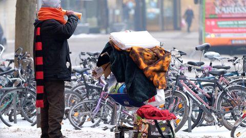 Bundesländer : Armutsgefährdung: So unterschiedlich sind die Quoten von Bayern bis Bremen