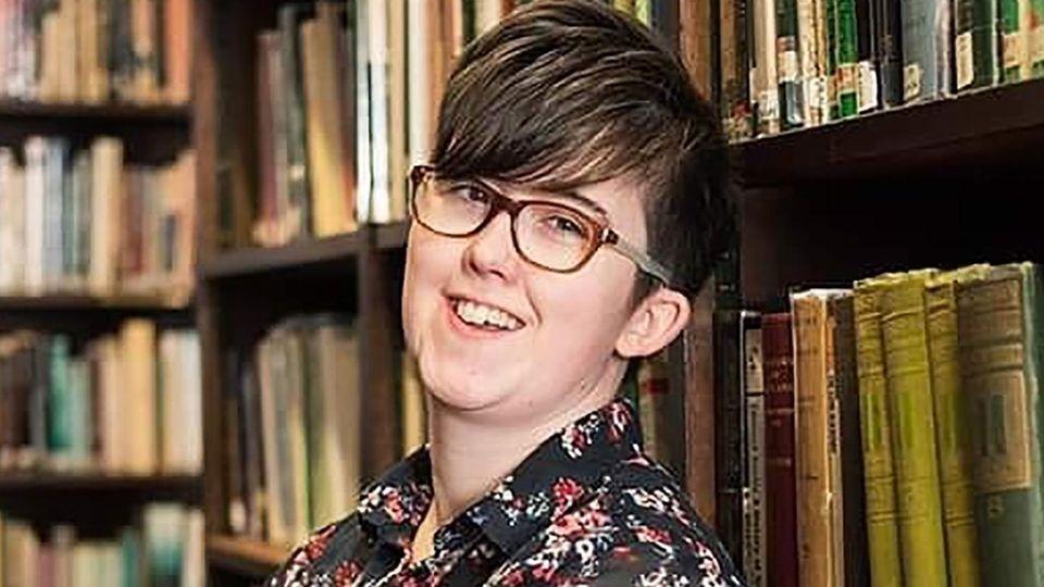 Lyra McKee - getötete Journalist bei NEW IRA Ausschreitungen