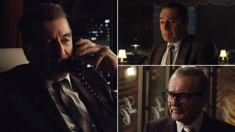 "Robert De Niro, Al Pacino und Joe Pesci in ""The Irishman"""