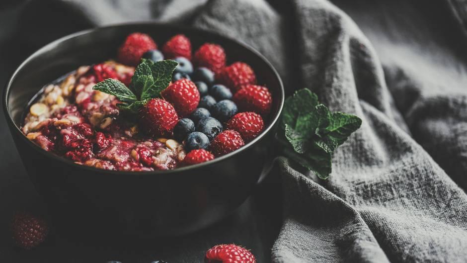 Listen Sie gesunde Lebensmittel auf, um Gewicht zu verlieren