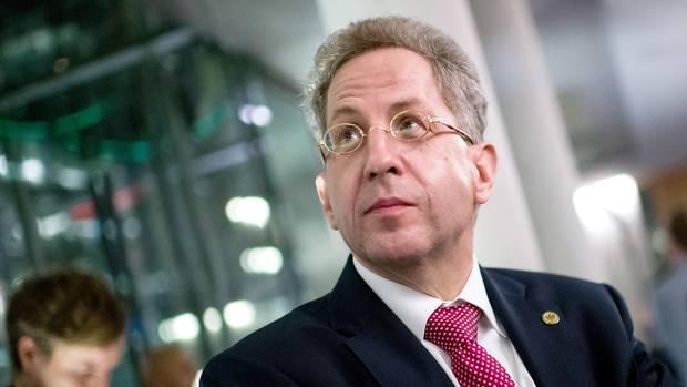 Hans-Georg Maaßen, früherer Präsident des Bundesamts für Verfassungsschutz (BfV)