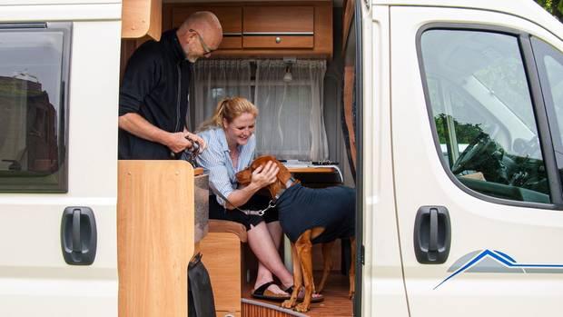 Im Wohnmobil mit Hund auf Reisen – ein Selbstversuch