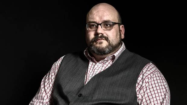 Terrorüberlebender Dan Biddle