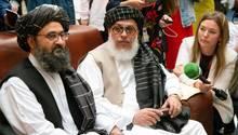Taliban bei Verhandlungen in Moskau