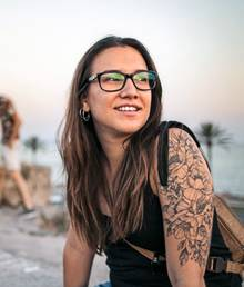 Die Bürgeraktivistin und Politikerin Laura Dorado setzt sich in Palma für die Rechte von Anwohnern ein