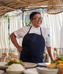 """Bei der Köchin und Mitbesitzerin des Restaurants """"Nama"""" in Deià, Bonnie Han, ist alles bio – sie setzt auf lokale Produkte von der Insel"""
