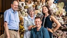 Klima-Protest: Gespräch mit Eckart von Hirschhausen und seiner Familie