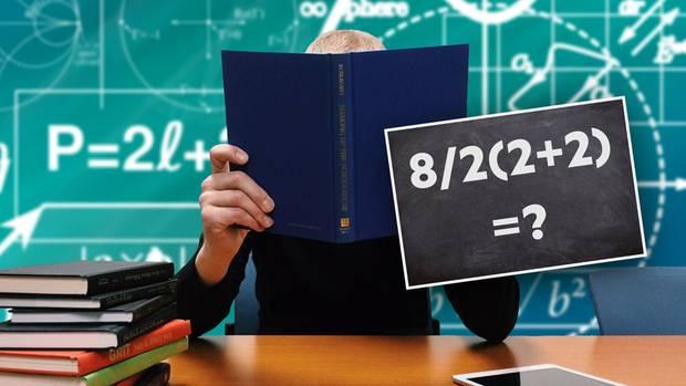 Können Sie dieses knifflige Matherätsel lösen?