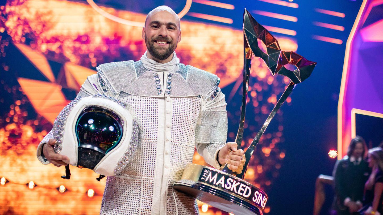"""Max Mutzke gewinnt """"The Masked Singer"""""""