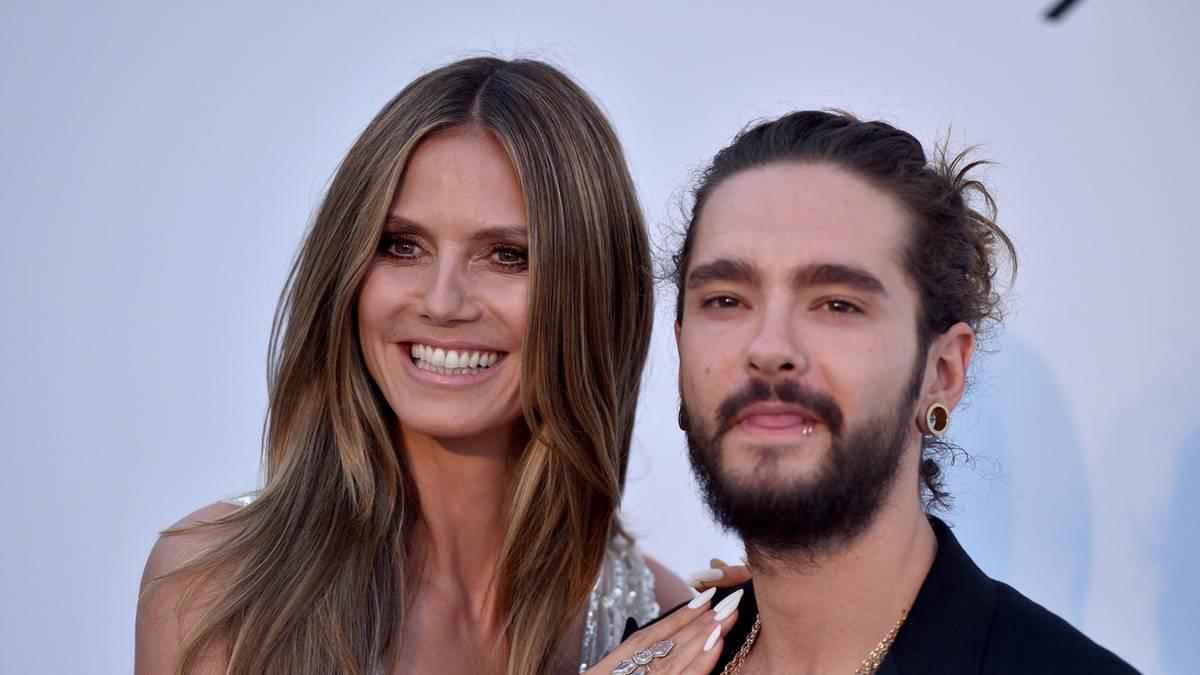 Erste Liebe Warum Fotos Von Tom Kaulitz Und Heidi Klum Alte Wunden