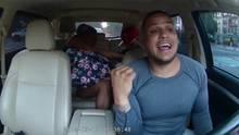 Dieser Uber-Fahrer behält die Nerven und moderiert die werdenden Eltern durch die Geburt