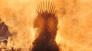 Der Eiserne Thron brennt