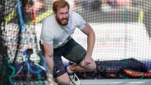 Christoph Harting blamiert sich bei den Finals 2019