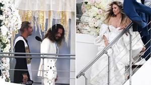 Hochzeit von Heidi Klum und Tom Kaulitz