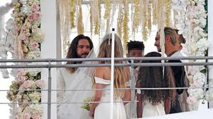Hochzeit von Tom Kaulitz und Heidi Klum