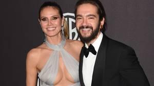 Heidi Klum und Ehemann Nummer drei, Tom Kaulitz