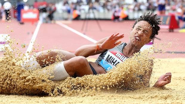 Finals 2019 - Malaika Mihambo mit Weltjahresbestleistung zum Titel im Weitsprung