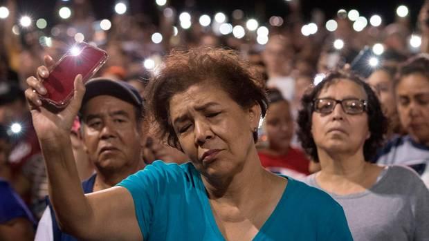 El Paso - Dayton - Reaktionen auf Massaker - Donald Trump