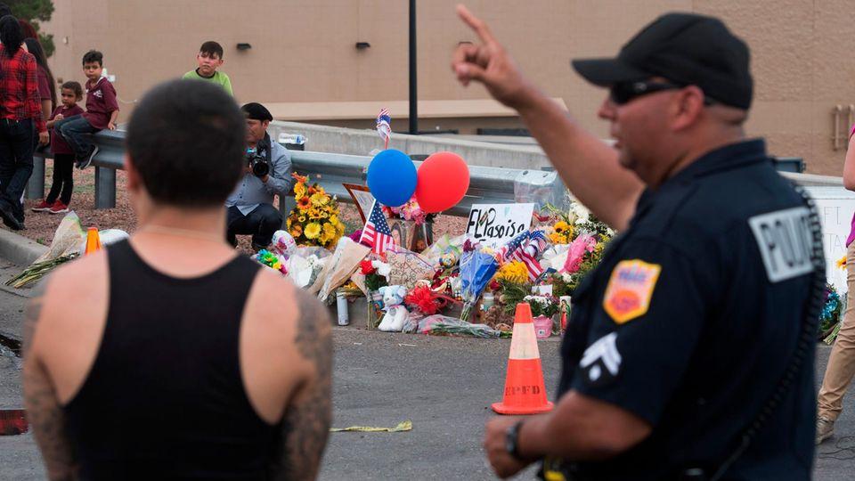 El Paso - Massaker - Mord