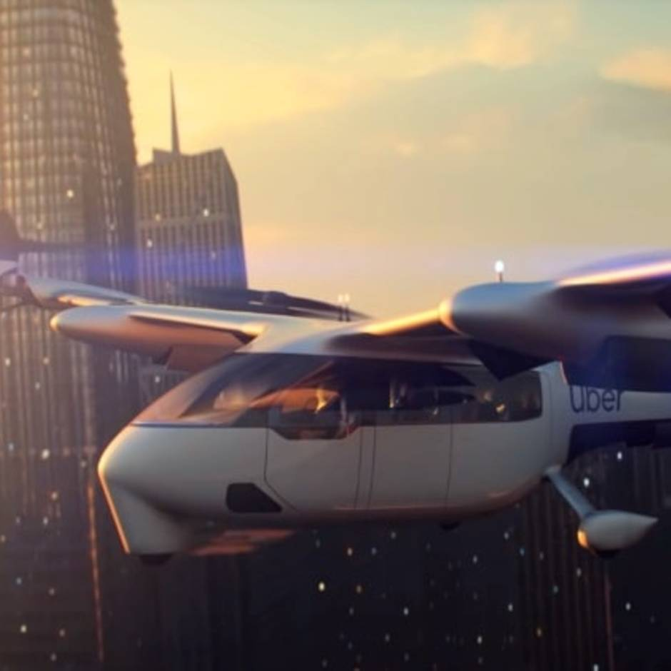 Mobilität der Zukunft: Uber-Kampagne: Zwei Forscher erklären, wie sinnvoll Flugtaxis tatsächlich sind