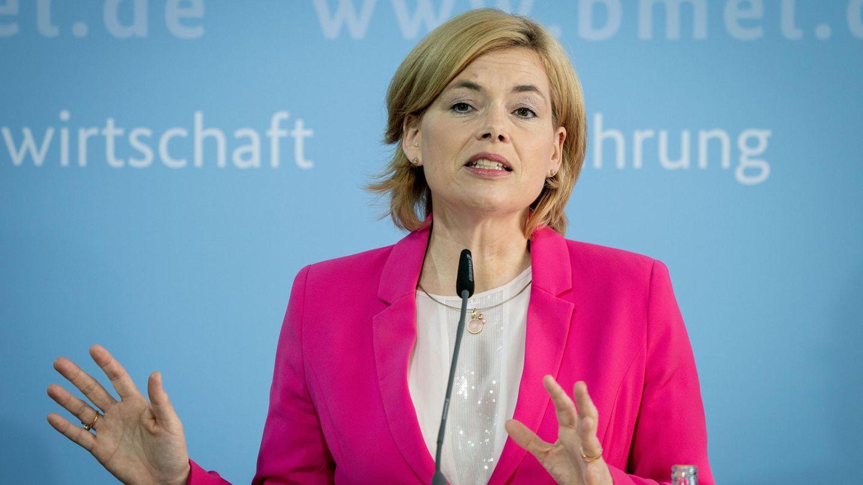 Bundeslandwirtschaftsministerin Julia Klöckner