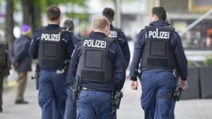Polizisten in Berlin