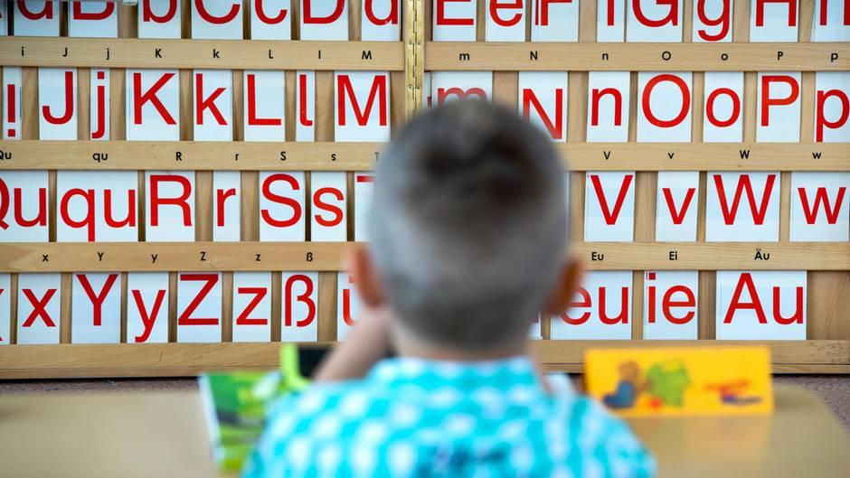 Grundschule Einschulung Nur Mit Gutem Deutsch Das Sagen