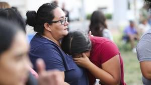 Trauer und Fassungslosigkeit bei den Menschen in El Paso