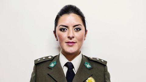 Porträt von Gaby Theresa Coca Maldonado