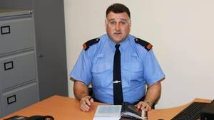 Liam Casey, der Polizist, Irland, Crime