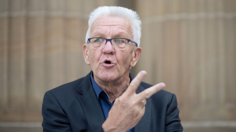 Winfried Kretschmann (Bündnis 90/Die Grünen), Ministerpräsident von Baden-Württemberg