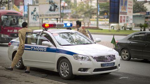 Vietnam - Schulbus - Erstickungstod