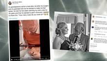 Aylas Opa lackiert ihr die Nägel – sie teilt das Video auf Twitter